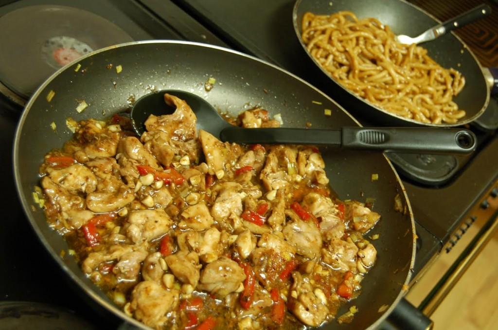 Kung Pao Chicken 1